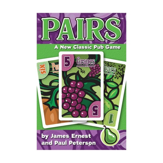 Pairs a new classic pub game