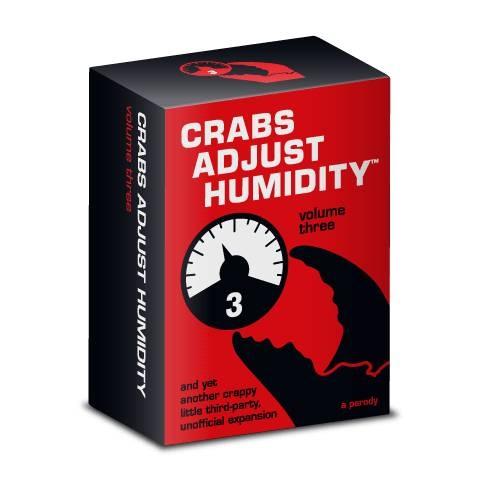 Crabs Adjust Humidity: Volume Three (Exp.)