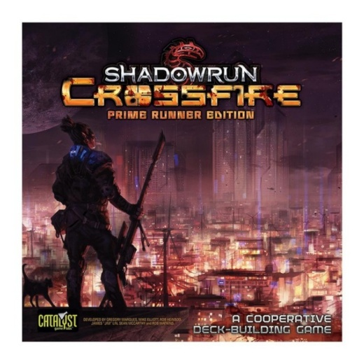 Shadowrun Crossfire: Prime Runner Edition