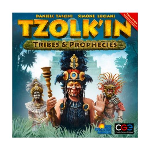 Tzolk'in: Tribes & Prophecies (Exp.)