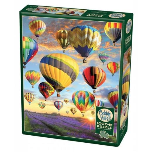 Cobble Hill Pussel - Hot Air Ballons 1000 Bitar