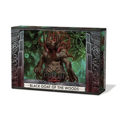 Cthulhu: Death May Die - Black Goat of the Woods (Exp.)