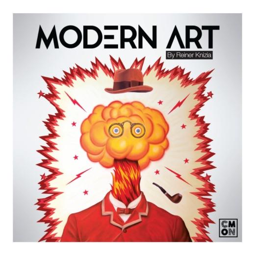 Modern Art (Eng.)