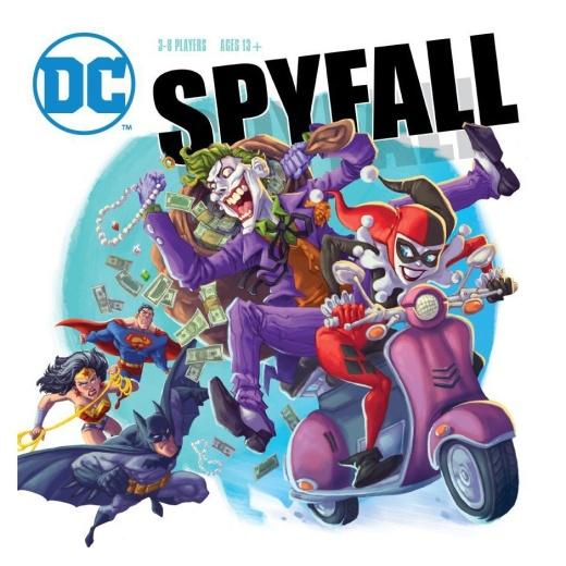 Spyfall DC