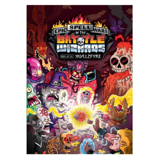 Epic Spell Wars of the Battle Wizards: Duel at Mt. Skullzfyre