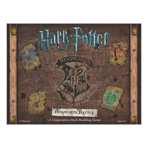 Harry Potter: Hogwarts Battle i gruppen SÄLLSKAPSSPEL / Strategispel hos Spelexperten (DB104)