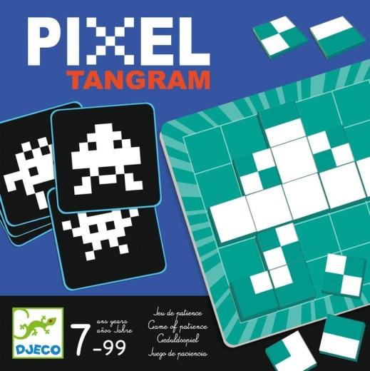 Pixei Tangram