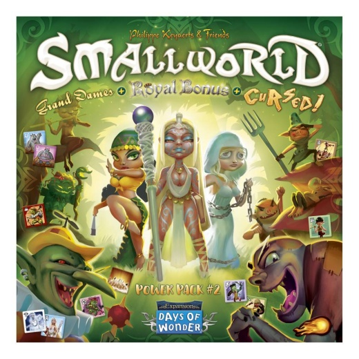 Small World: Power Pack #2 (Exp.)