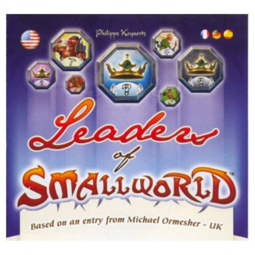 Small World: Leaders of Small World (Exp.)