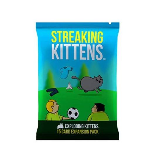 Exploding Kittens: Streaking Kittens (Eng.) (Exp.)