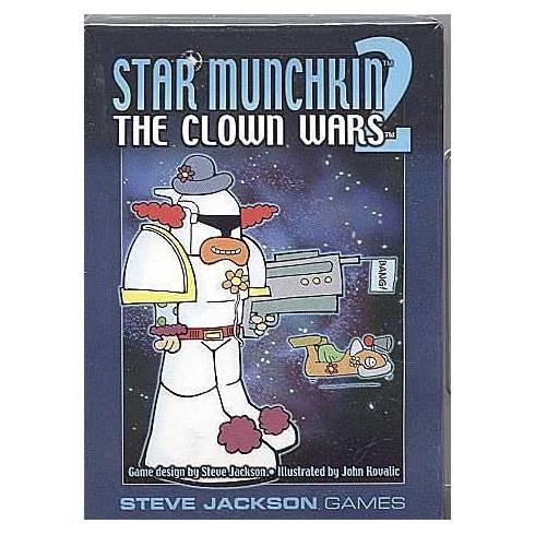 Star Munchkin 2: The Clown Wars (Exp.)