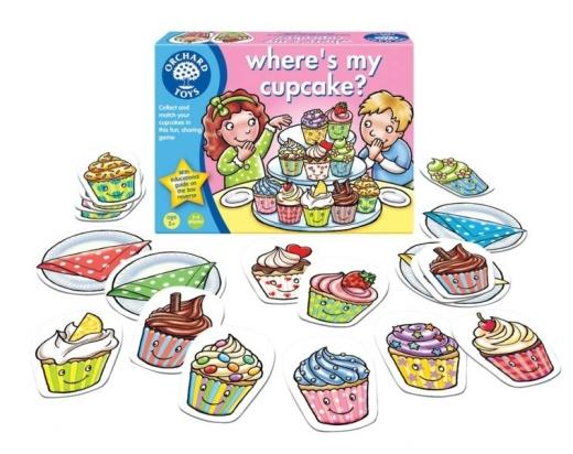 Where's my Cupcake?