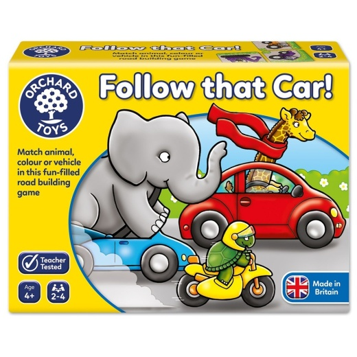Follow That Car