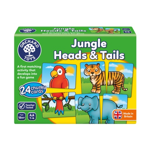 Jungle Heads & Tails