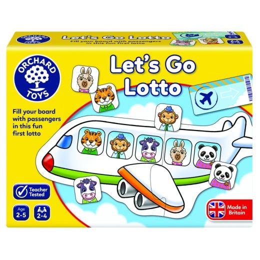 Let's Go Lotto