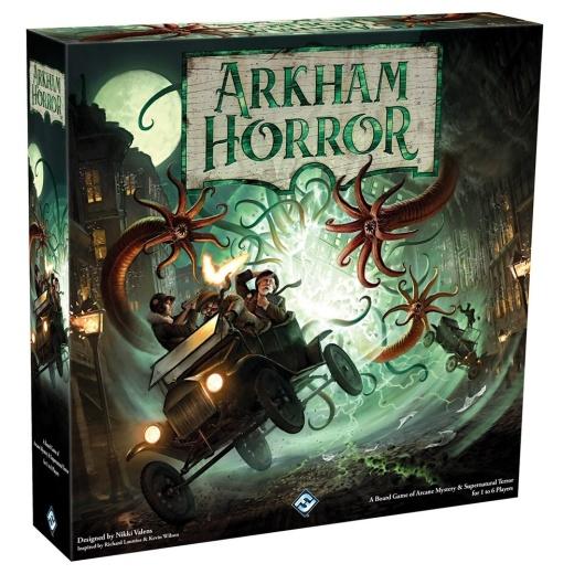 Arkham Horror (3rd ed.)