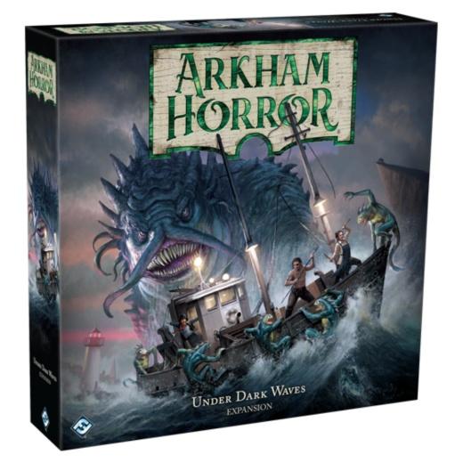 Arkham Horror (3rd Ed.): Under Dark Waves (Exp.)