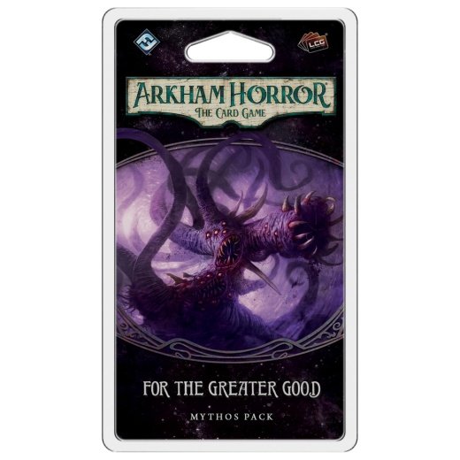 Arkham Horror: The Card Game - For the Greater Good (Exp.)