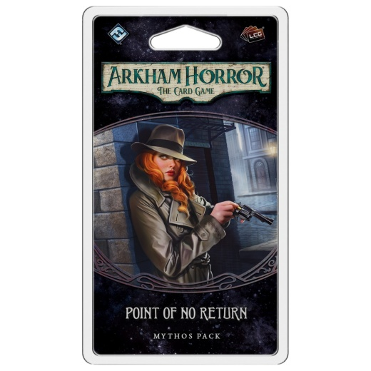 Arkham Horror: TCG - Point of No Return (Exp.)
