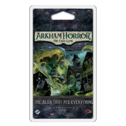 Arkham Horror: TCG - The Blob That Ate Everything (Exp.) i gruppen SÄLLSKAPSSPEL / Expansioner hos Spelexperten (FAHC45)