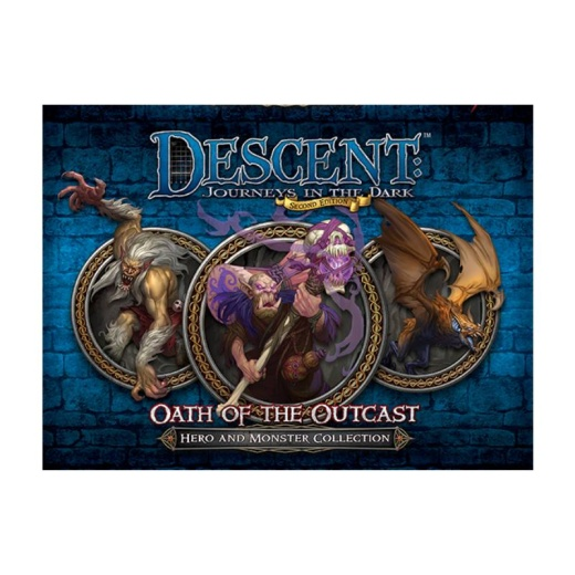 Descent: Journeys in the Dark - Oath of the Outcast (Exp.)