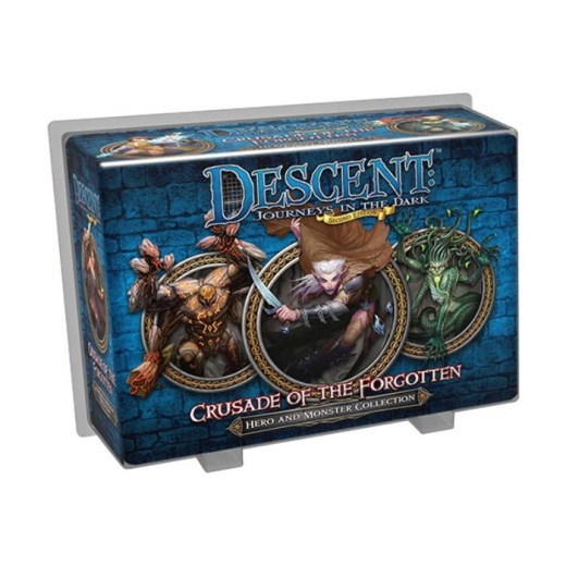 Descent: Journeys in the Dark - Crusade of the Forgotten (Exp.) i gruppen SÄLLSKAPSSPEL / Expansioner hos Spelexperten (FDJ28)