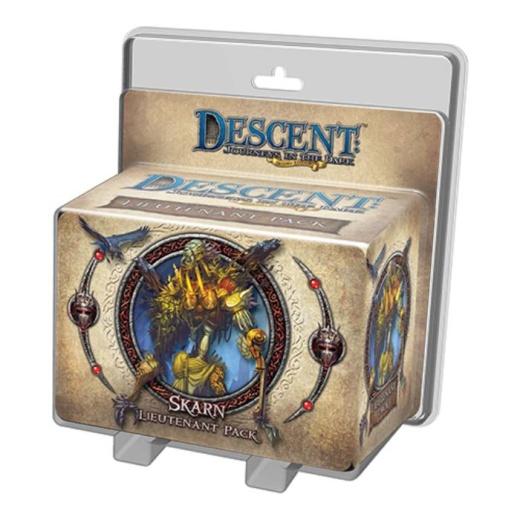 Descent: Journeys in the Dark - Skarn Lieutenant Pack (Exp.)