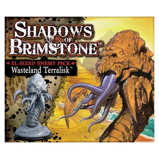 Shadows of Brimstone: Wasteland Terralisk (Exp.)