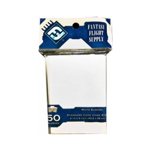 Sleeves FFG White (63,5 x 88 mm)