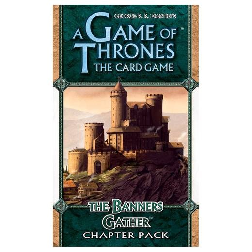 A Game of Thrones (LCG): The Banners Gather (Exp.) i gruppen SÄLLSKAPSSPEL / Expansioner hos Spelexperten (FGT96)