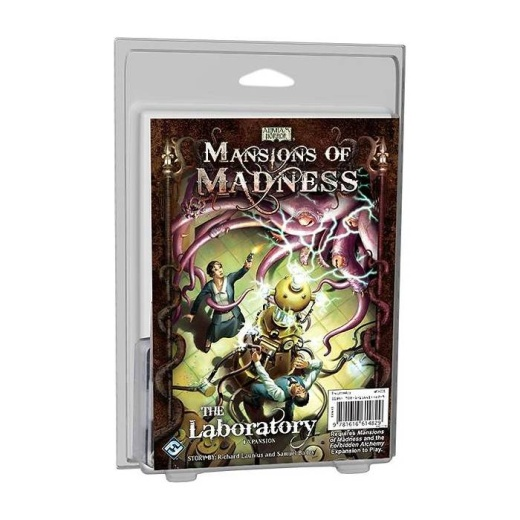 Mansions of Madness: The Laboratory (Exp.)