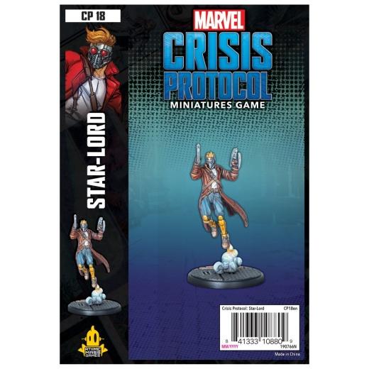 Marvel: Crisis Protocol - Star-Lord (Exp.)