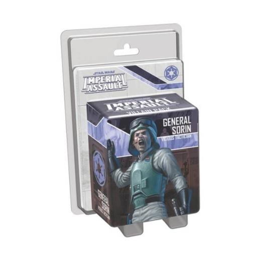 Star Wars: Imperial Assault - General Sorin Villain Pack (Exp.)