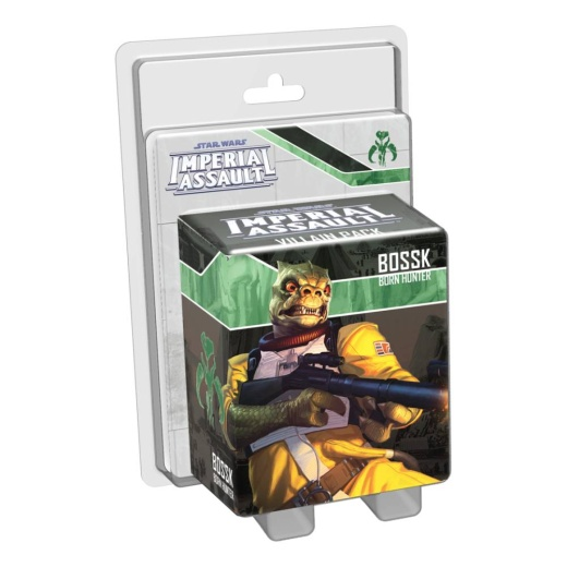 Star Wars: Imperial Assault - Bossk Villain Pack (Exp.)