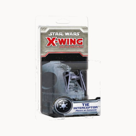Star Wars: X-Wing Miniatures Game - TIE Interceptor (Exp.)