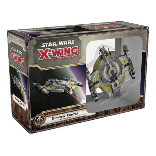 Star Wars: X-Wing Miniatures Game - Shadow Caster (Exp.)