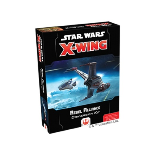 Star Wars: X-Wing 2nd Ed - Rebel Alliance Conversion Kit (Exp.)