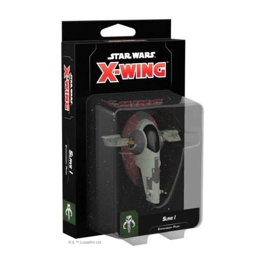 Star Wars: X-Wing 2nd Ed - Slave I (Exp.)