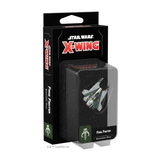 Star Wars: X-Wing 2nd Ed Fang Fighter (Exp.)