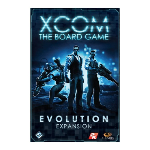 XCOM: The Board Game - Evolution (Exp.) i gruppen SÄLLSKAPSSPEL / Expansioner hos Spelexperten (FXC02)