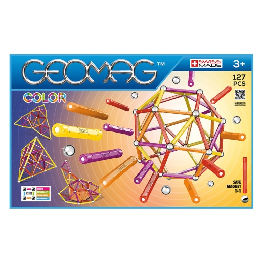 Geomag Color 127 Bitar