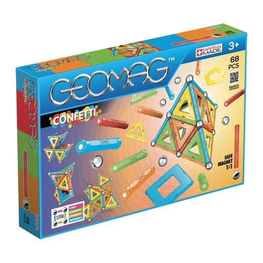 Geomag Confetti 68 Bitar