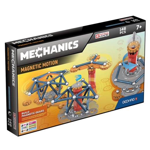 Geomag - Mechanics Motion 146 bitar