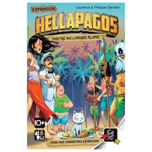 Hellapagos: They're No Longer Alone (Exp.)