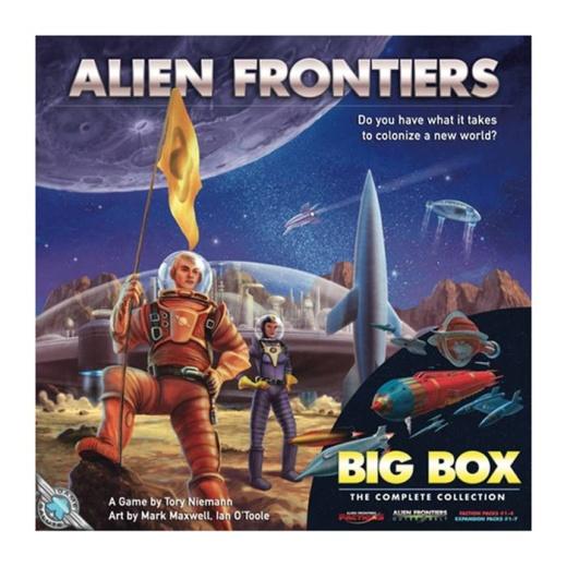 Alien Frontiers Big Box