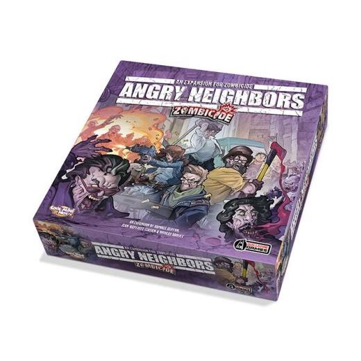 Zombicide: Angry Neighbors (Exp.)
