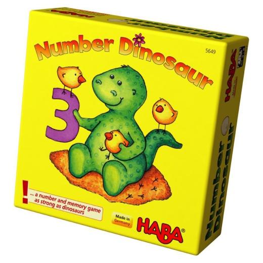 Number Dinosaur