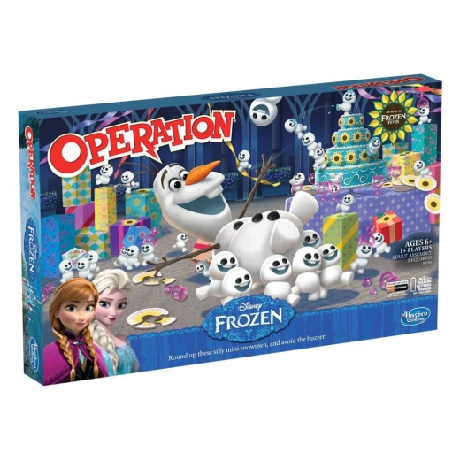 Operation: Frost - Olof