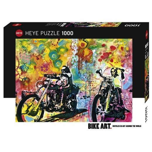 Heye Pussel: Easy Rider 1000 Bitar