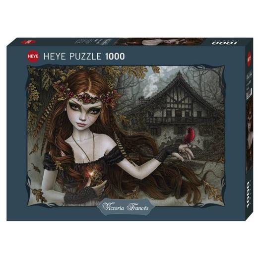 Heye Pussel: Redbird 1000 Bitar